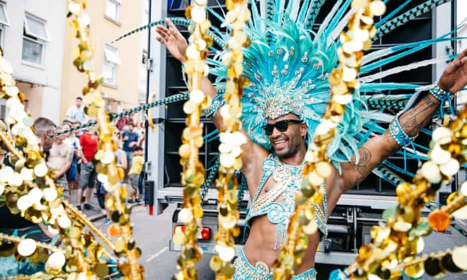 St Pauls Carnival in Bristol.