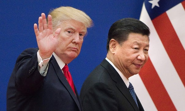 Trump is playing into China's hands by politicizing