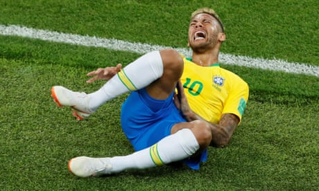 Neymar hits out at campaign 'to undermine' him after acting accusations