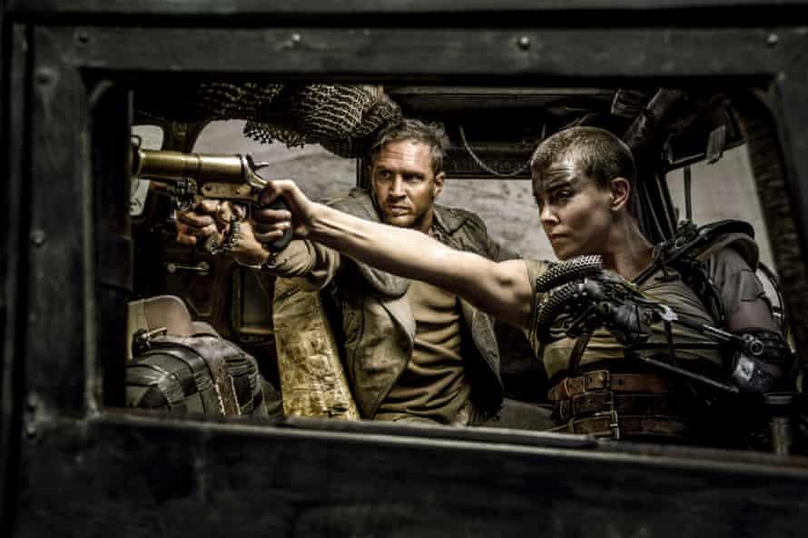 Still from Mad Max: Fury Road.