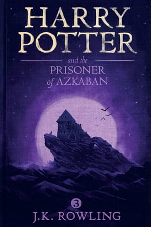 Harry Potter and the Prisoner of Azkaban e-book cover