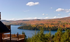 Lake Sacacomie Canada