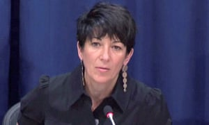 Ghislaine Maxwell speaks at a news conference at the United Nations in New York in June 2013.