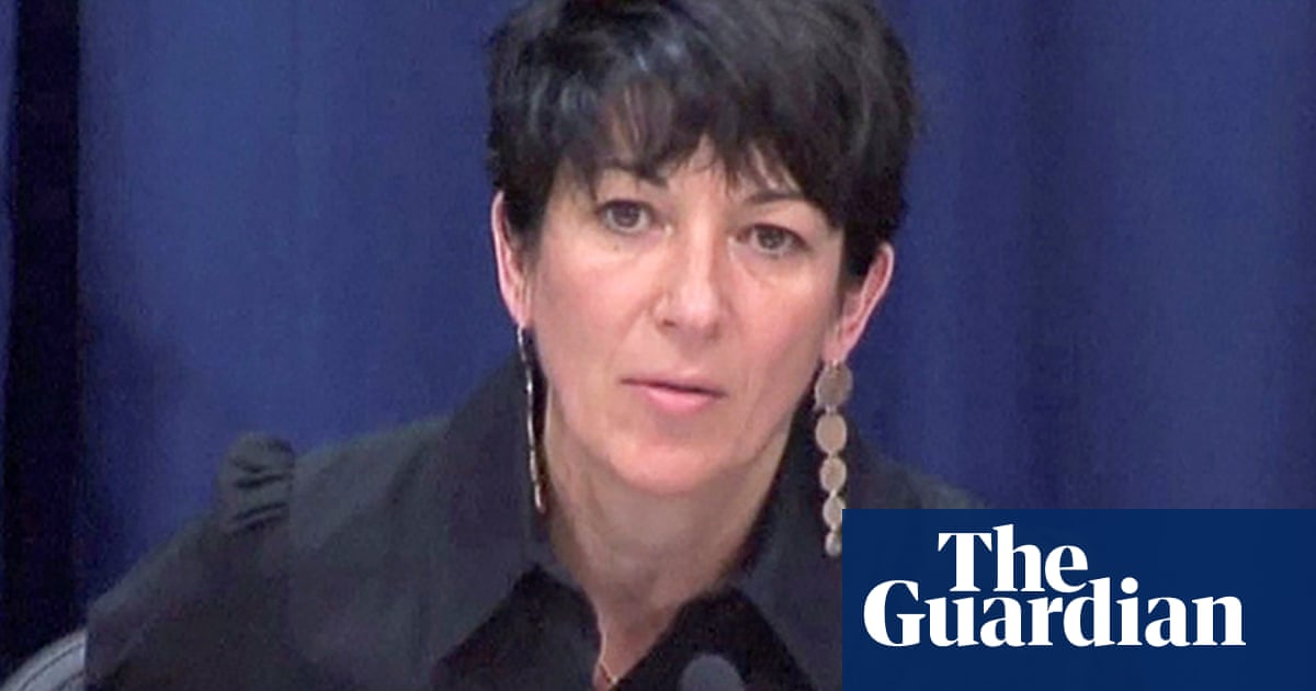Scotland Yard to review UK Ghislaine Maxwell trafficking claims
