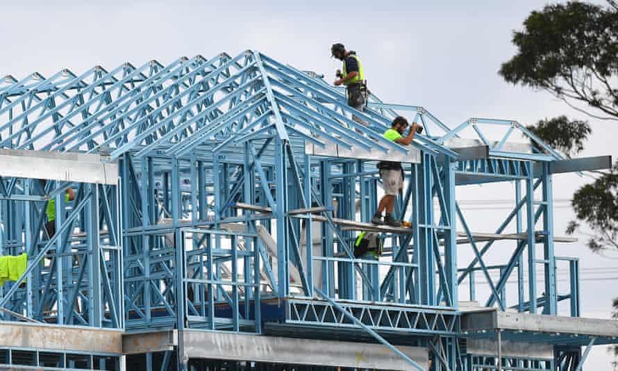 The Council of Social Services says Australia should build public housing for 30,000 families.