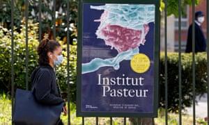 The Pasteur Institute, in Paris, France