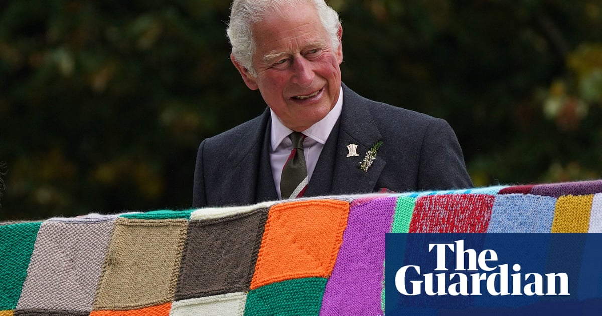 Scottish watchdog looks into Russian donation to Prince Charles charity