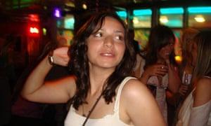 Meredith Kercher … Raffaele Sollecito's DNA was found on her bra.