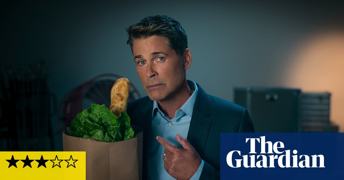 Attack of the Hollywood Clichés! review – Rob Lowe raises idiocy to a high art