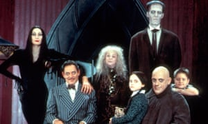 The Addams Family, (1991).