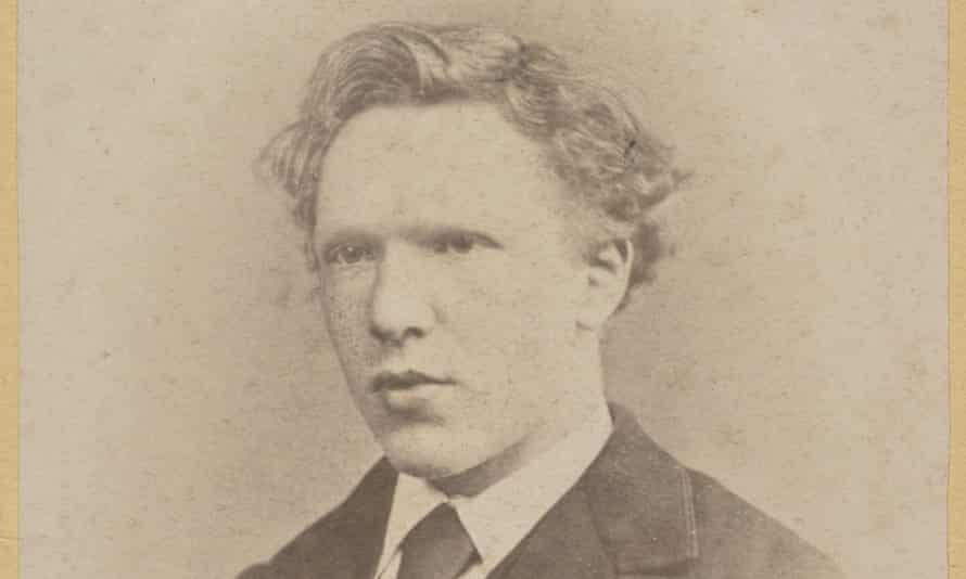 Vincent van Gogh, aged 19.