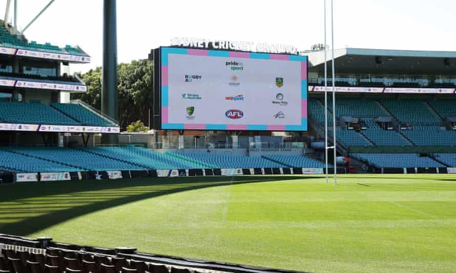 The Sydney Cricket Ground