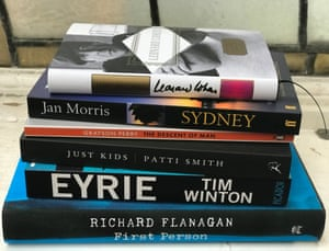 Clarissa Sebag-Montefiore's summer reading stack for 2017/2018 summer reading