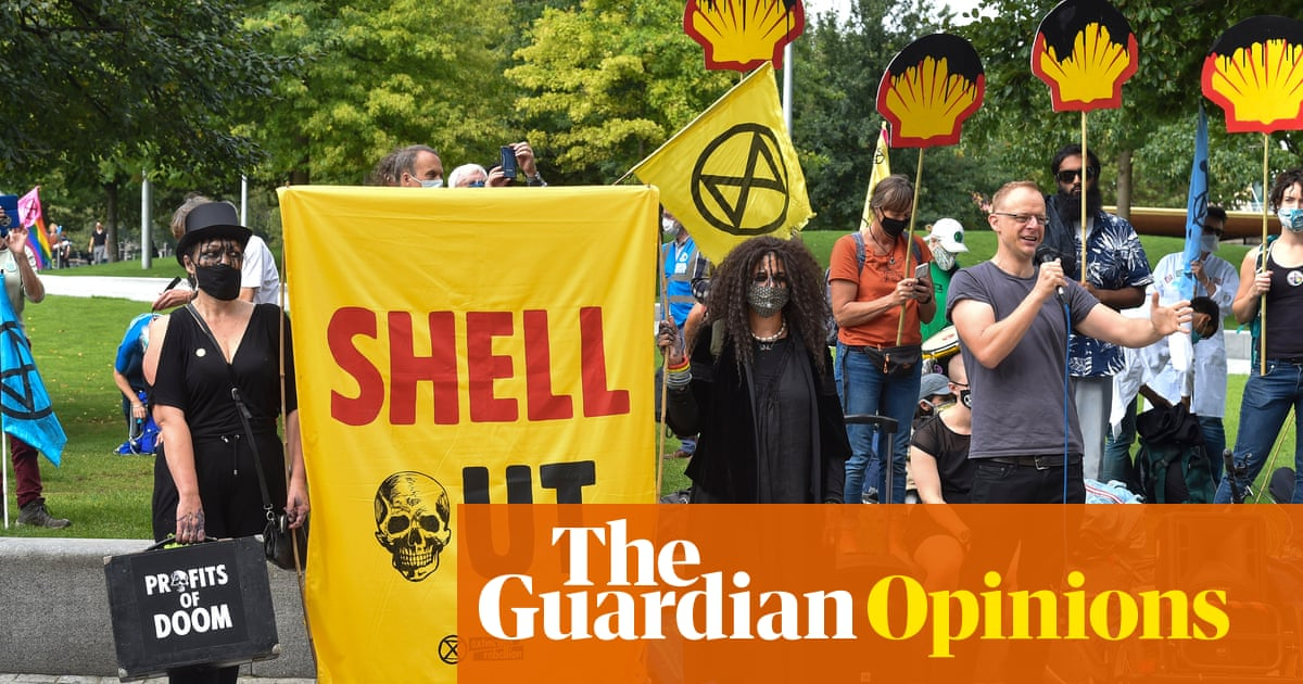 Why is the Science Museum still being contaminated by Shell's dirty money? | George Monbiot