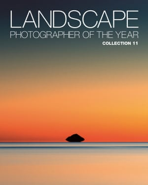 Front cover of Landscape Photographer of the Year: Collection 11 (AA Publishing, £25), which is out now