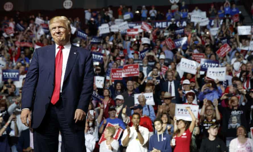 Will the Republican party survive Donald Trump?