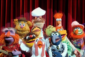 More of the Muppet gang.
