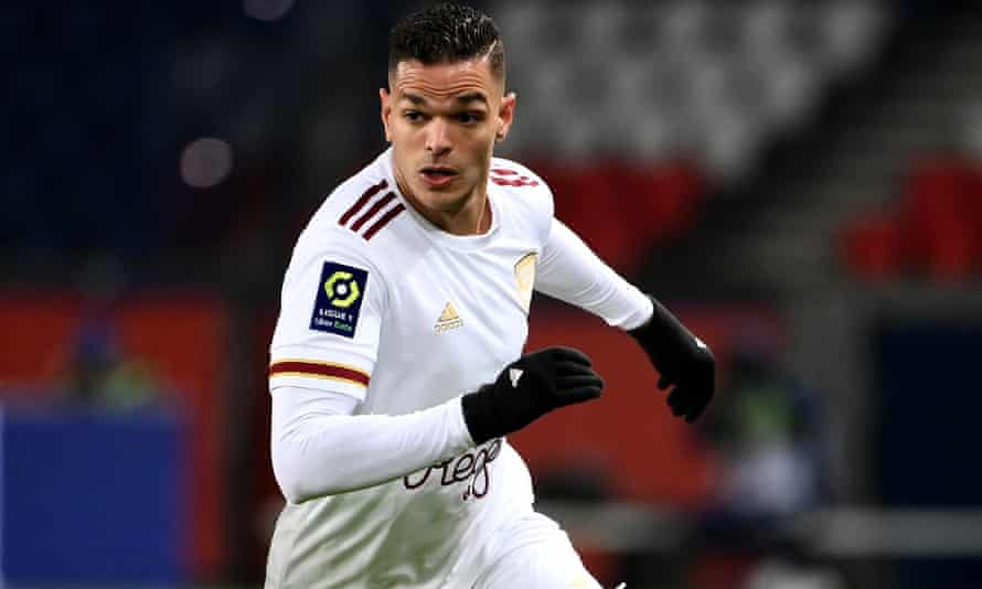 Hatem Ben Arfa was instrumental for Bordeaux in their 2-2 draw at PSG this weekend.