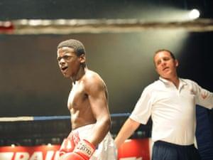 Daniel Kaluuya in Sucker Punch