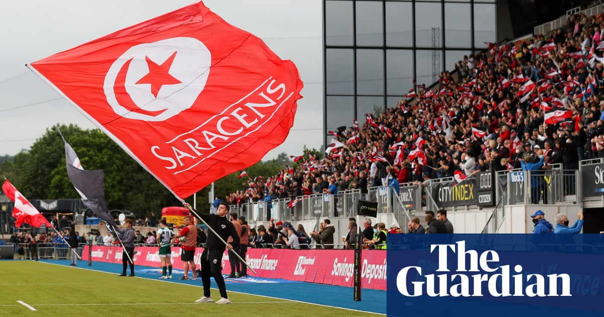 Saracens agree terms on £32m takeover by consortium including Pienaar