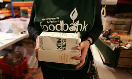 Further benefit cuts will keep food banks in business