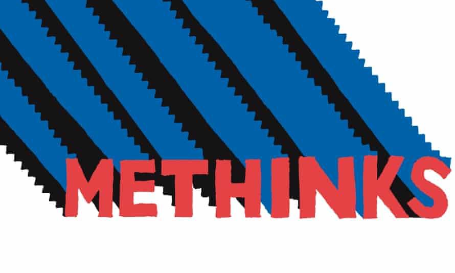 Illustration of methinks