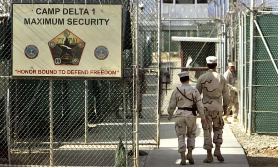 Guantánamo Bay camp