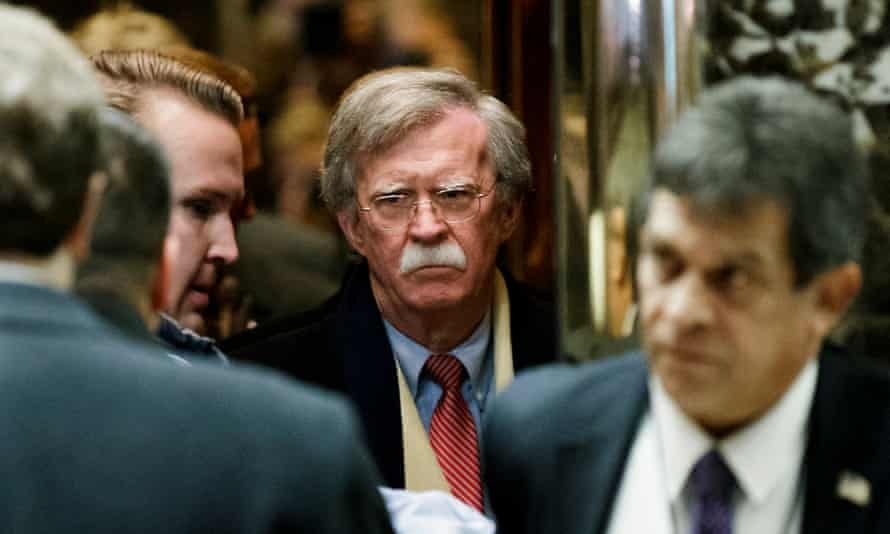 John Bolton: 'one of the most extreme, irresponsible, and dangerous voices in the country.'