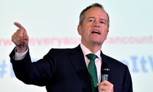 Bill Shorten's pitch for the 2019 federal election is politics is busted and won't be fixed until the parliament faces up to the challenge of climate change