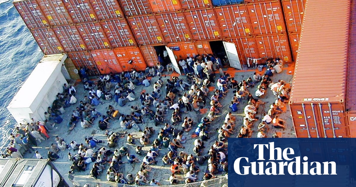 The Tampa affair, 20 years on: the ship that capsized Australia's refugee policy