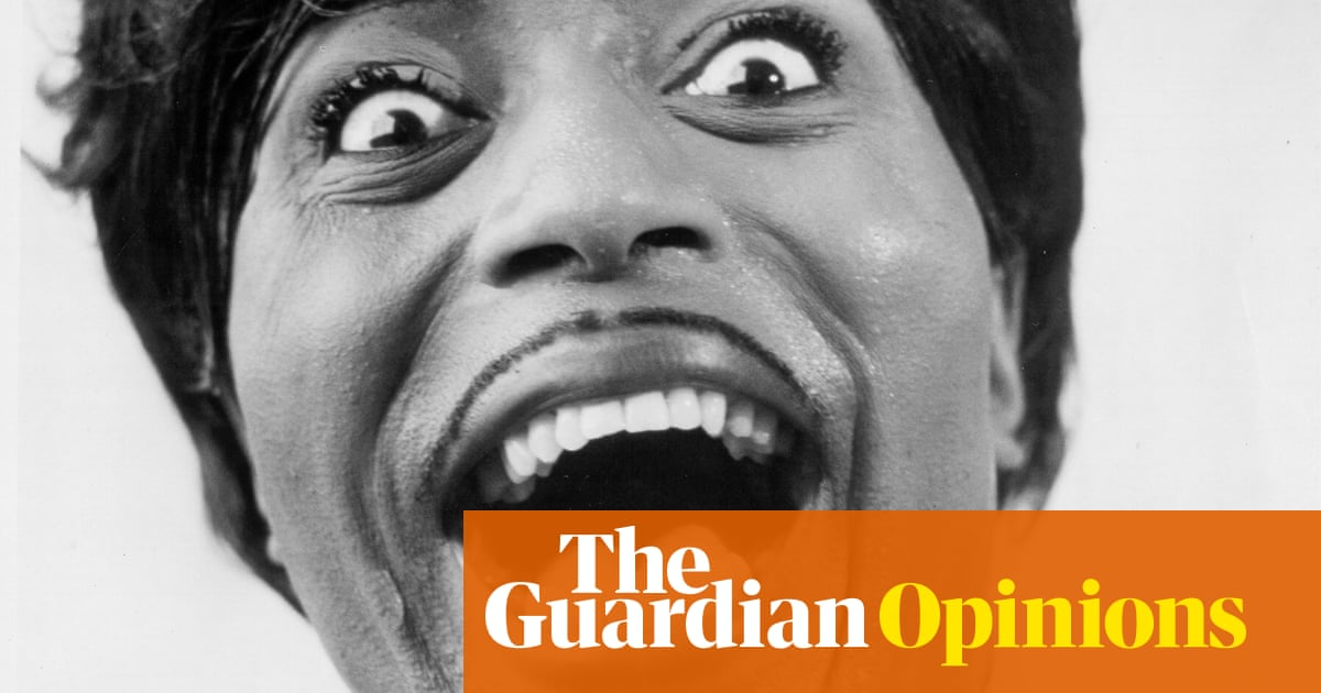 Little Richard: an ultra-sexual force of anti-nature