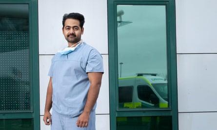 Dr. Karan Ryan.