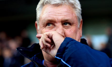 Steve Bruce close to taking Newcastle job after asking to hold talks
