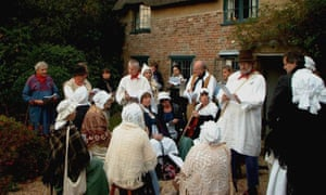 Going the Rounds with the Thomas Hardy Society