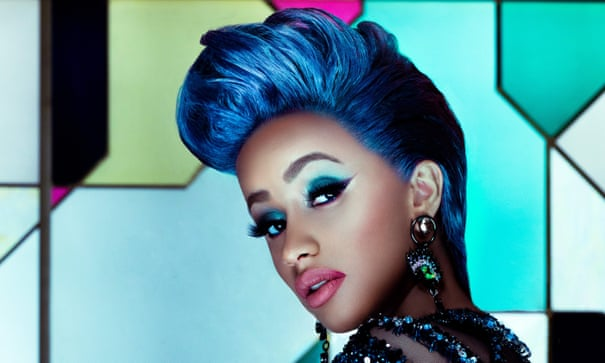 The best albums of 2018, No 4: Cardi B – Invasion of Privacy