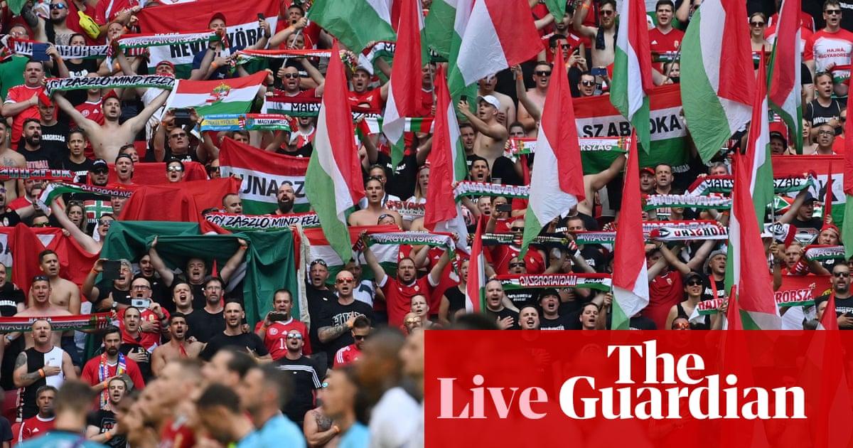 Hungary v France: Euro 2020 – live!