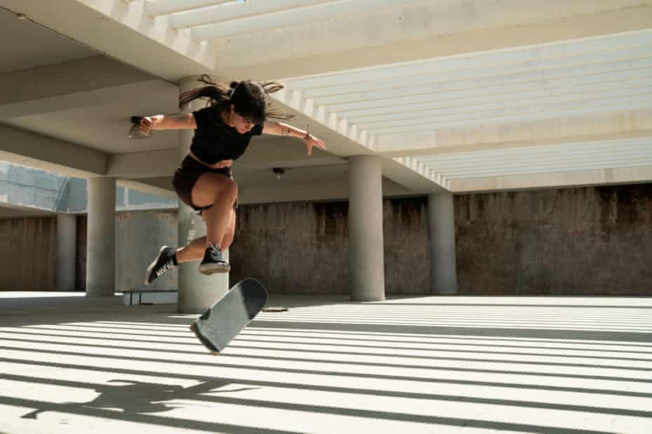 Denia Kopita, is one of the most technical new female skateboarders on the scene in Athens, Greece, she also volunteers her skills working with Free Movement Skateboarding, an NGO helping refugees locally.