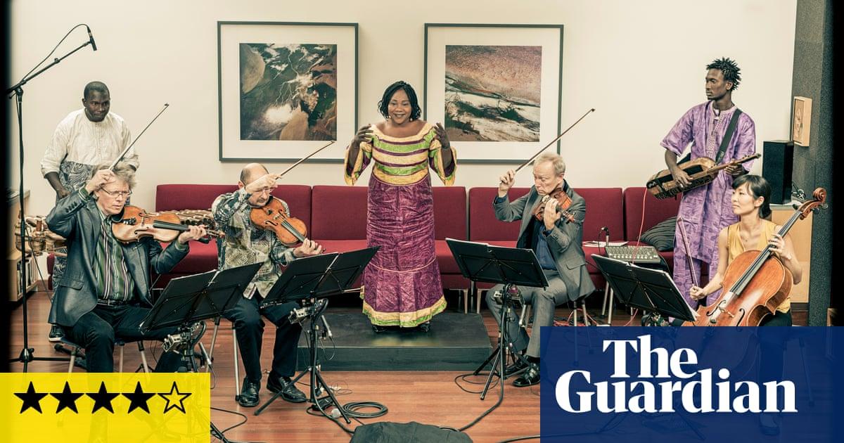 Trio Da Kali and Kronos Quartet: Ladilikan review – an exquisite