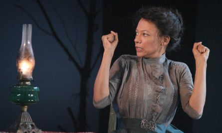 'I even gave up my name' … Sosanya as Anna Petrovna in Ivanov
