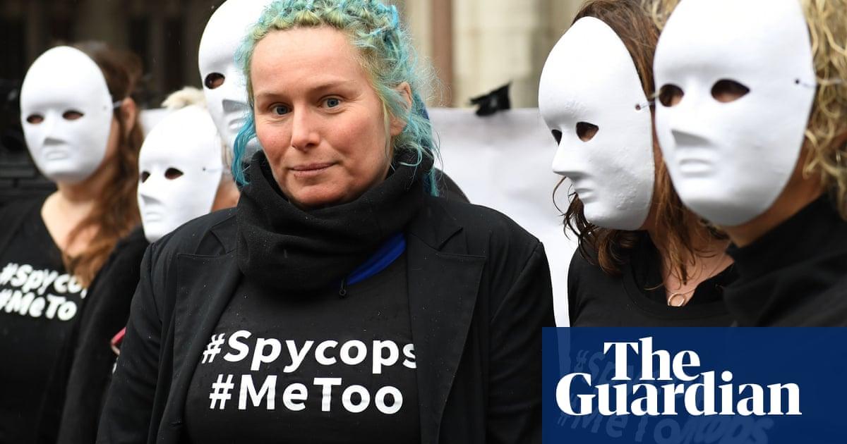 Judges criticise Met police after woman wins spy cop case