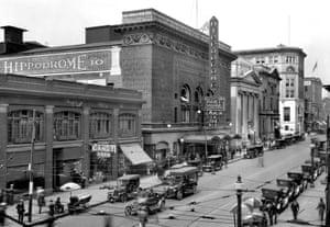 Hippodrome, 1921