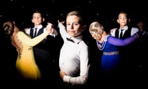 Channel 4's The Ballroom Boys.
