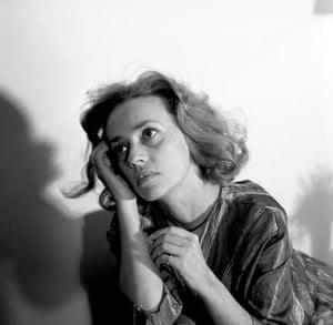 Jeanne Moreau, 1963