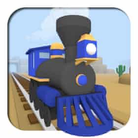 Train Kit: Wild West app icon by Funobi