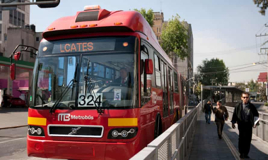 The arrival of the Metrobús in 2010 was a turning point for the city's transportation agenda.