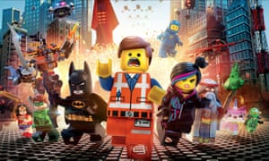 Lego is bigger than ever, partly thanks to its moves into films and video games.