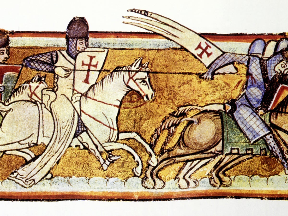 The Templars by Dan Jones review – blood and cash fighting God's ...