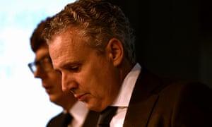 Telstra chief executive Andrew Penn