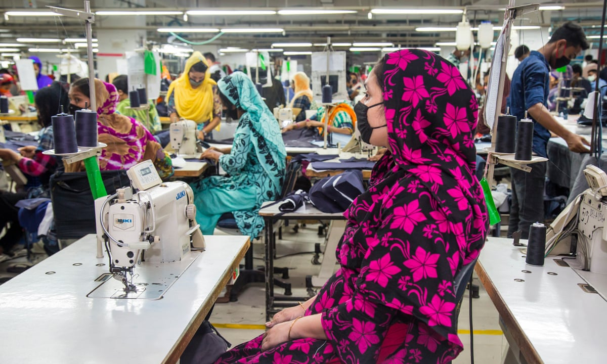 My life became a disaster movie': the Bangladesh garment factory on the  brink | Garment workers | The Guardian