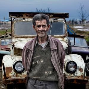 Majid Barzegar:The Old Man